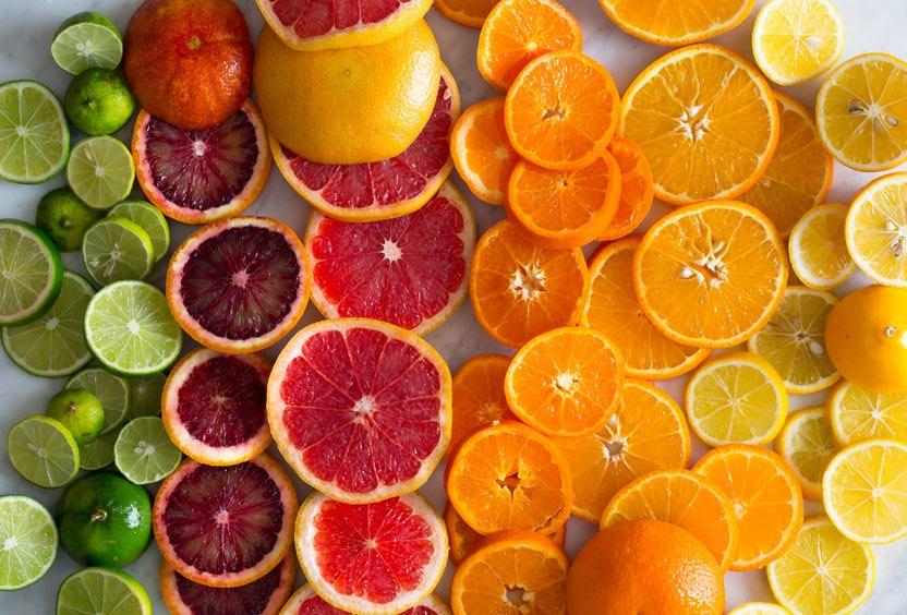 Trái cây họ cam quýt phòng ngừa ung thư da
