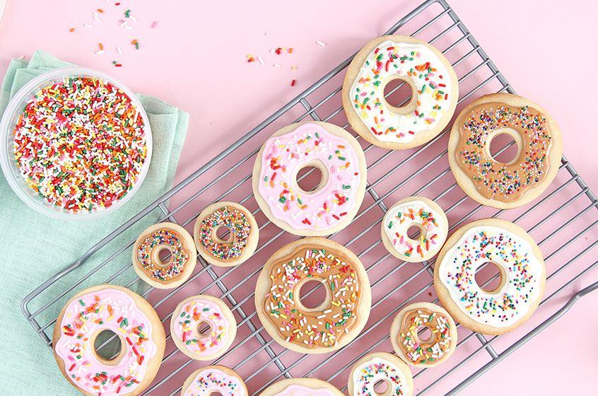 Bánh quy nhiều đường