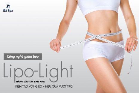 Liệu trình giảm béo Lipo Light