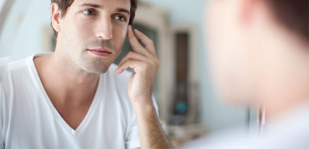 Nam giới đến spa chăm sóc da